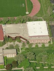 Aerial View of Lewis University